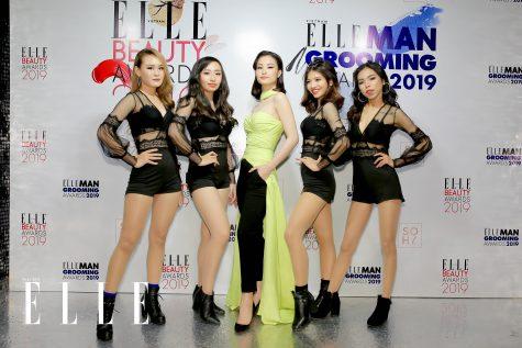 ELLE Beauty Awards 2019 elle man 23