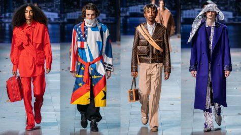 Bộ sưu tập Louis Vuitton Thu-Đông nam 2019: Một sự tự do rất mới trong giấc mộng viễn du