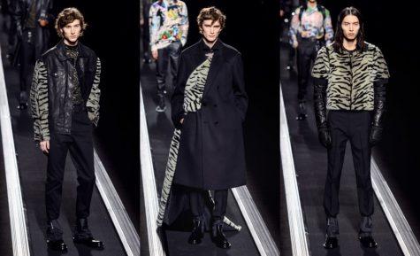 bộ sưu tập Dior Men Thu-Đông 2019 elle man 1