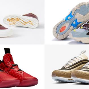 6 thiết kế giày thể thao nổi bật tuần 3 tháng 1/2019
