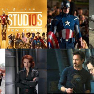 Nhìn lại hành trình 10 năm của vũ trụ Marvel