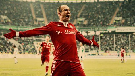 Arjen Robben: Đôi cánh của Hùm Xám Bavaria