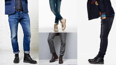 """6 mẫu giày bốt nam sẽ nắm giữ """"ngôi vương"""" trong năm 2019"""