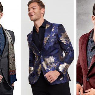 5 cách biến hóa mới mẻ với áo com lê nam