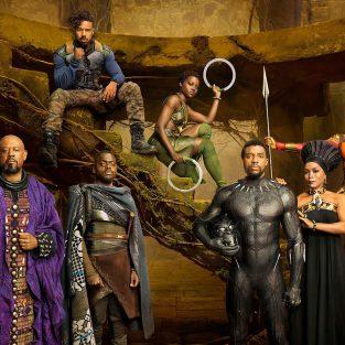 """Black Panther được đề cử """"Phim xuất sắc nhất"""" tại Oscar 2019: Khởi đầu mới cho các siêu anh hùng."""