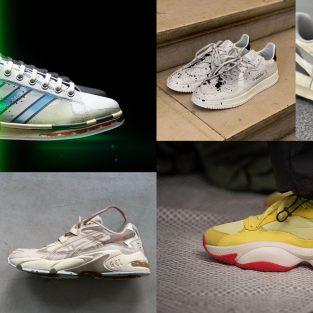 Ấn tượng với 12 thiết kế giày thể thao được trình làng tại Tuần lễ thời trang Paris 2019