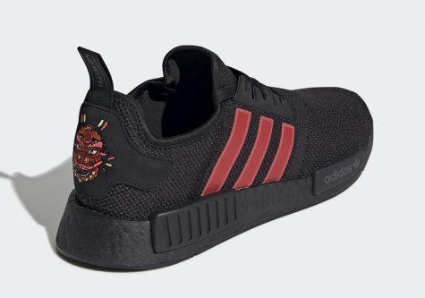 giày thể thao - elle man 001