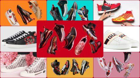Những thiết kế giày thể thao đáng chú ý cho Tết 2019