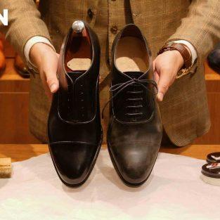 9 bước cơ bản bạn cần nắm rõ khi tự chăm sóc giày da