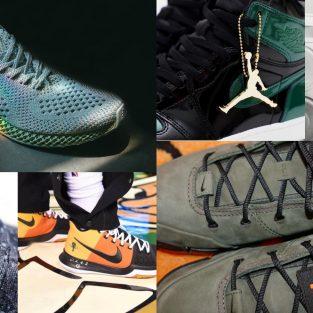 """Điểm danh top giày thể thao có giá trị """"khủng"""" nhất 2018"""