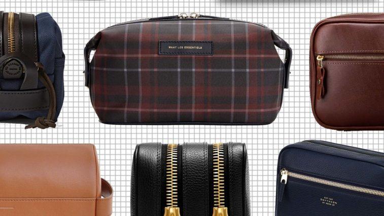 7 thương hiệu túi đựng đồ cá nhân sành điệu cho quý ông