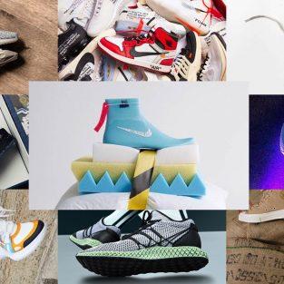 Điểm qua 8 xu hướng giày thể thao chủ đạo của năm 2019