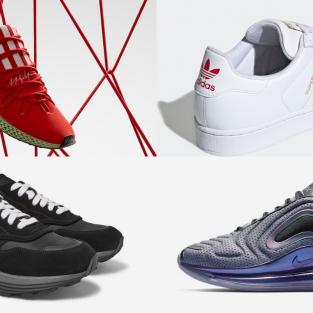 6 thiết kế giày thể thao ấn tượng cuối tháng 1/2019