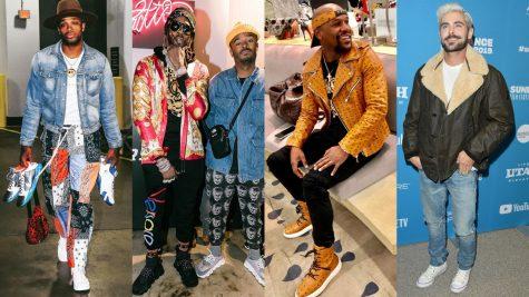 Bảng xếp hạng thời trang sao nam ấn tượng tuần 1 tháng 2/2019