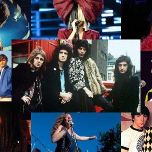 25 huyền thoại âm nhạc chưa được vinh danh tại lễ trao giải Grammy