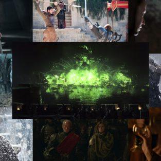10 tập phim Trò Chơi Vương Quyền được yêu thích nhất 7 phần