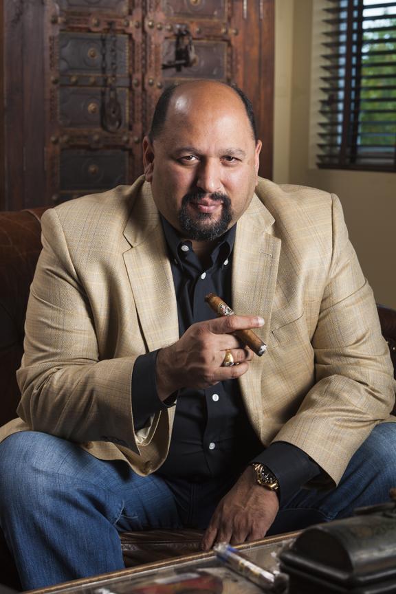 hut xi ga - CEO Gurkha Cigars – Kaizad Hansotia - elle man