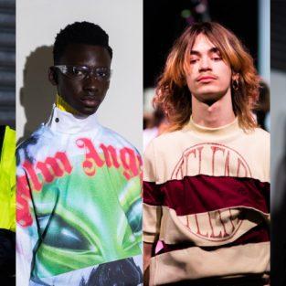 """4 mẫu tóc nam """"làm mưa làm gió"""" tại Tuần lễ thời trang New York"""
