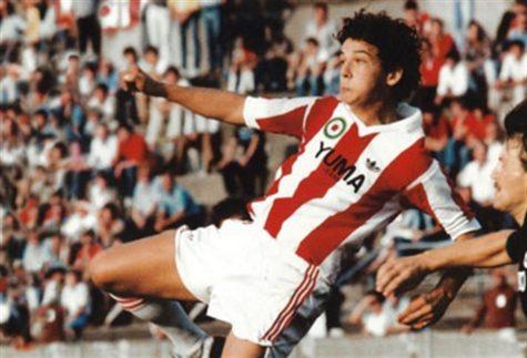 Roberto Baggio - ELLE Man -1