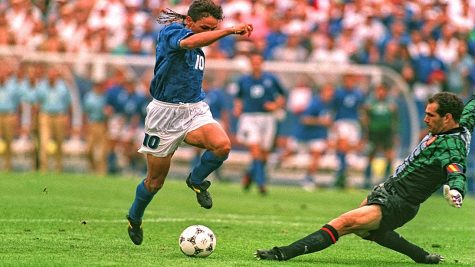 Roberto Baggio - ELLE Man -6