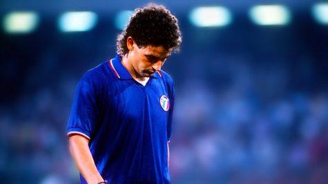 Roberto Baggio: Người thi sĩ cô đơn giữa bầu trời xanh