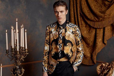 Họa tiết baroque dưới đôi tay của Ronnie Fieg trở nên gần gũi với giới trẻ. Ảnh: Kith