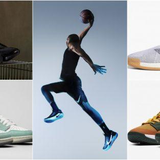 6 thiết kế giày thể thao ấn tượng tuần 2 tháng 2/2019