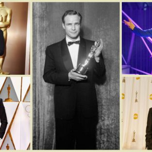 25 quý ông ăn mặc đẹp nhất lịch sử thảm đỏ Oscar