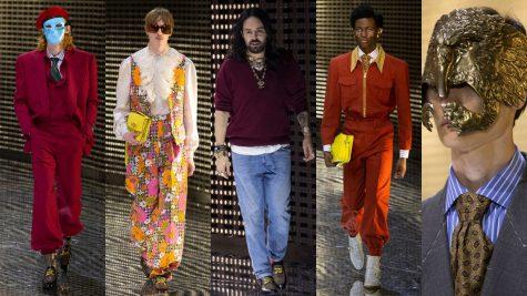 Bộ sưu tập Gucci Thu-Đông 2019: Bài thánh ca Milan và sự hiện sinh của chủ nghĩa phi giới tính