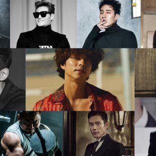 """14 gã đàn ông quyến rũ thách thức """"chiều thời gian"""" của xứ Kim Chi"""