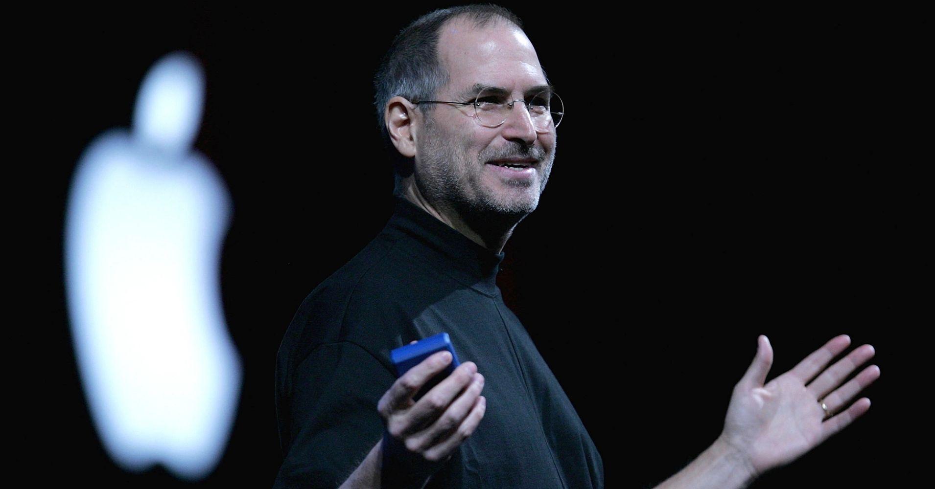 Steve Jobs - elle man 2