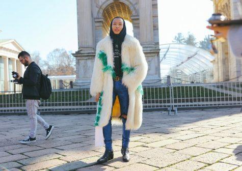 Lần đầu tiên xuất hiện nhưng Xu Meen vẫn tạo nên nét thu hút riêng. Ảnh: Vogue