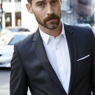 Bí quyết chinh phục phong cách thời trang suit nam không cà vạt