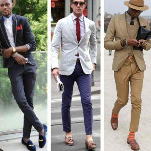 Bạn đã biết phối quần chinos nam với các kiểu giày đúng cách?