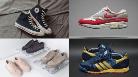 10 mẫu giày sneaker có thiết kế đẹp vượt thời gian