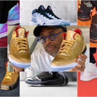 """10 thiết kế giày thể thao """"cool"""" nhất trên thảm đỏ của đạo diễn Spike Lee"""