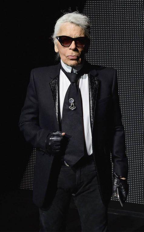 Karl Lagerfeld qua đời hôm 19/1 để lại sự nuối tiếc lớn cho người yêu thời trang Ảnh: WWD