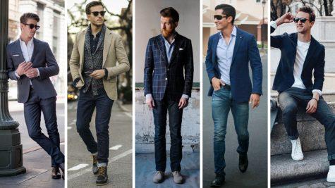 5 cách phối đồ thời thượng cho blazer và quần jeans