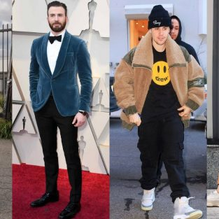 Bảng xếp hạng thời trang sao nam tuần 1 tháng 3/2019