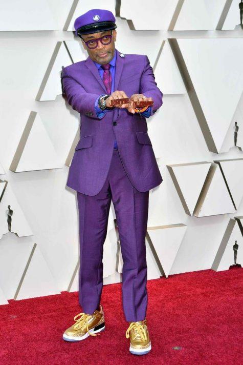 Spike Lee lần đầu tiên góp mặt trong top thời trang sao nam. Ảnh: Vogue