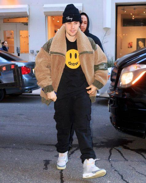 Justin Bieber mở màn top thời trang sao nam tuần 1 tháng 3/2019. Ảnh: Instagram @gq