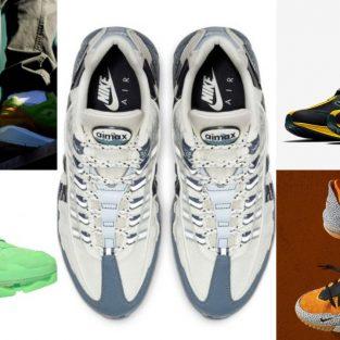 6 thiết kế giày thể thao ấn tượng cuối tháng 2/2019