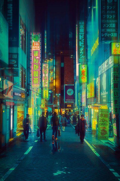 tokyo ve dem David Sasso elle man 1