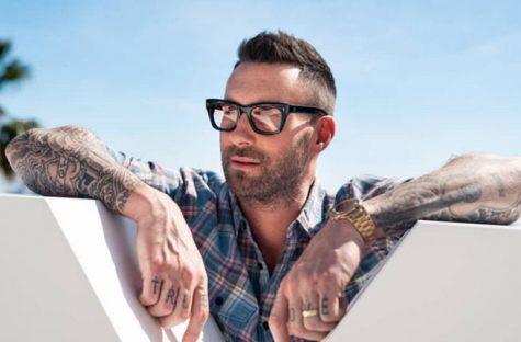 ca si Adam Levine grooming elle man 4