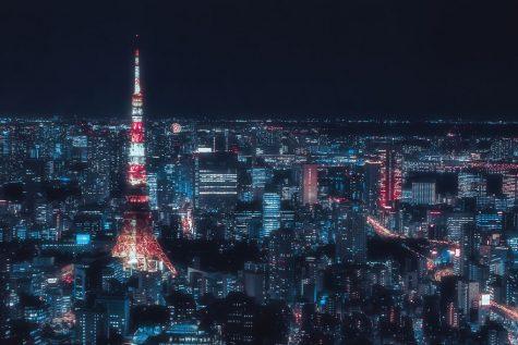 27 hình ảnh phong cách Cyberpunk siêu đẹp của Tokyo về đêm