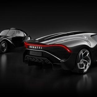 La Voiture Noire - Siêu xe Bugatti đắt nhất lịch sử