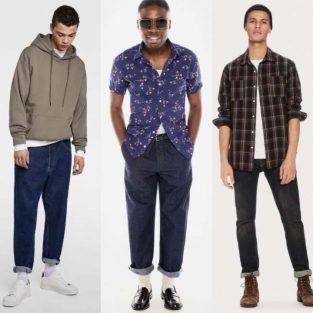 Cách phối đồ cho 5 kiểu quần jeans nam