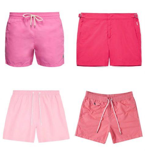 do tong hong - swiming shorts - elle man
