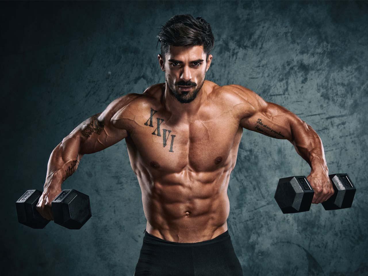 bai tap gym - ELLE Man -5