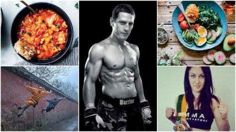 Ăn chay: Chế độ dinh dưỡng hiệu quả để luyện tập võ thuật?